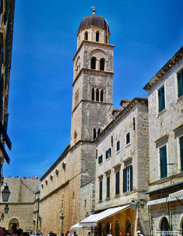 Францисканский-монастырь