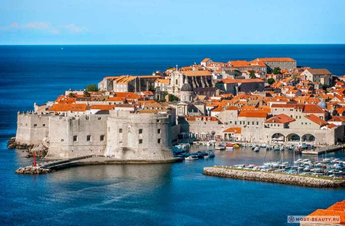 Городские-стены-Дубровника