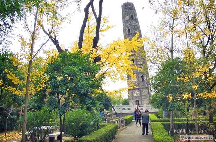 Пагода Хужу