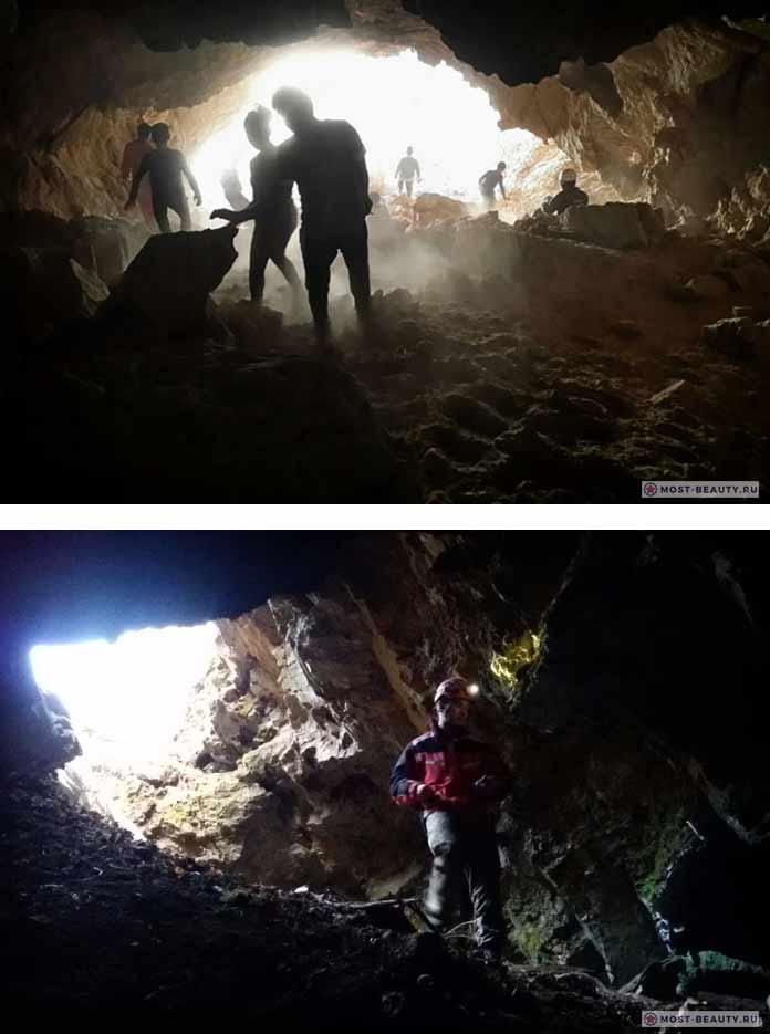 Пещера Джебел