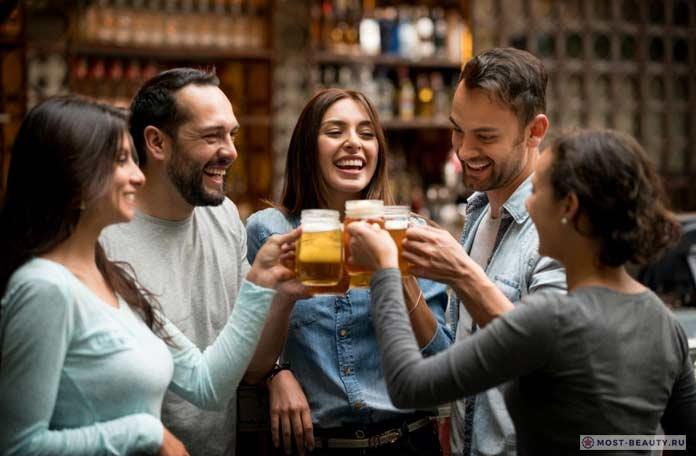 Пиво полезное