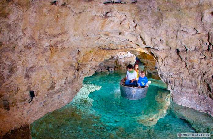 Подземное-озеро