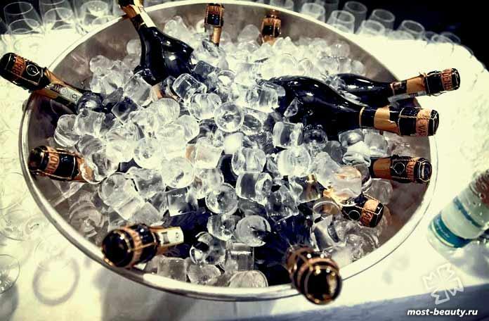 Лучшие бутылки шампанского. CC0