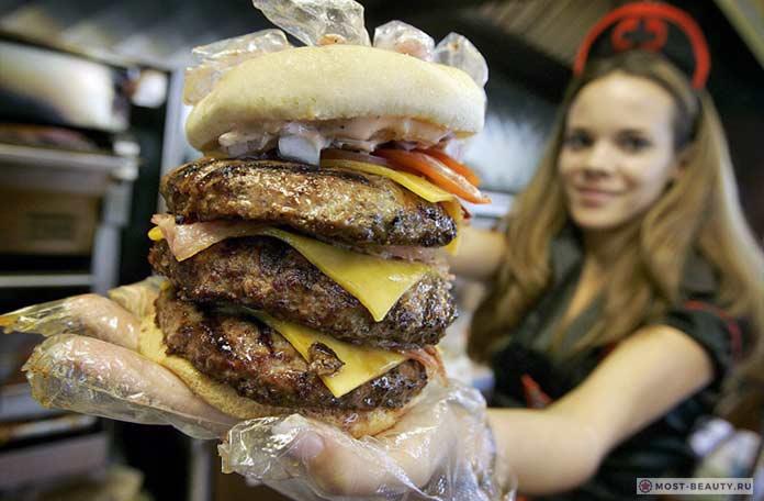 World's Worst Burger