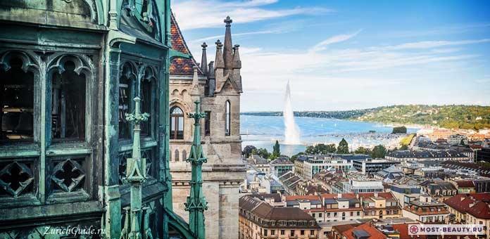 Самые красивые достопримечательности Женевы