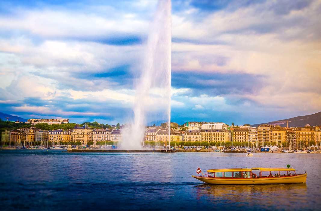 Самые красивые достопримечательности Женевы ( 23 ФОТО)