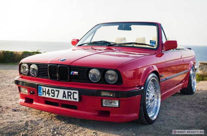 1990 BMW E30 325i Convertible