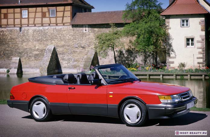 1992 Saab 900 Turbo Convertible