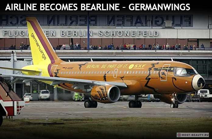 Airline becomes Bearline – Germanwings