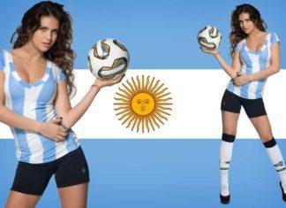Аргентинки