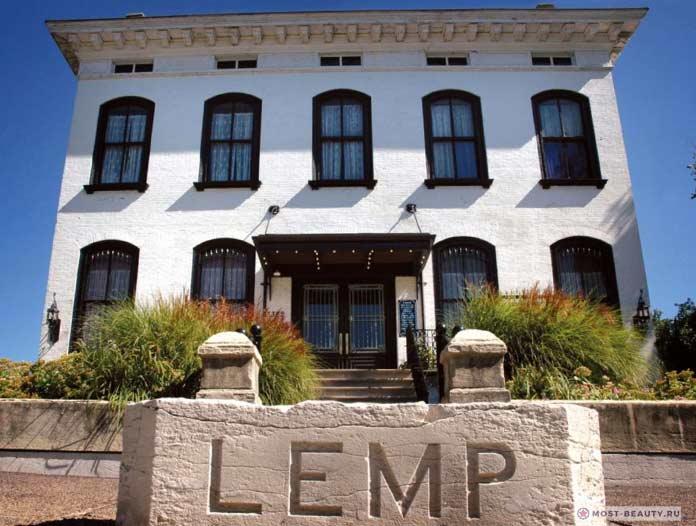 Дом семьи Лемп
