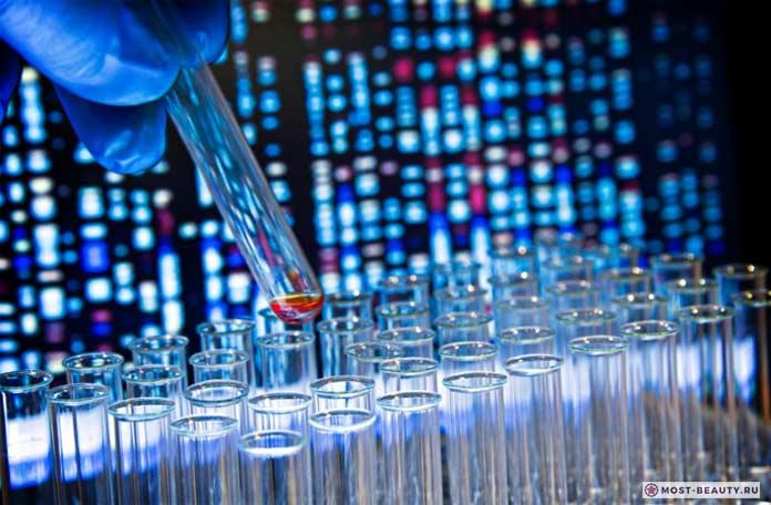 Открытия из области генетики
