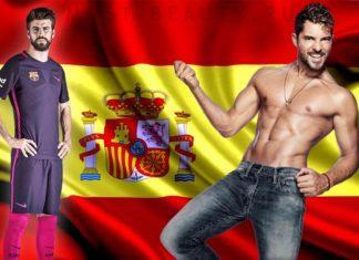 Знаменитые и привлекательные испанцы