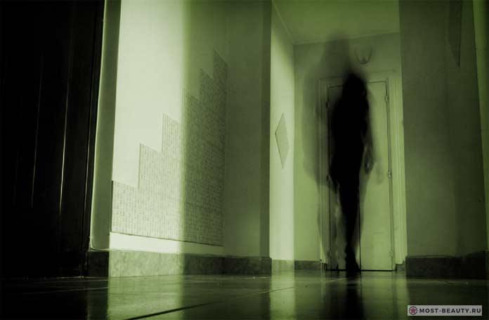 Реальный призрак