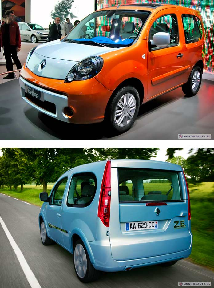 Renault Kangoo Bebop