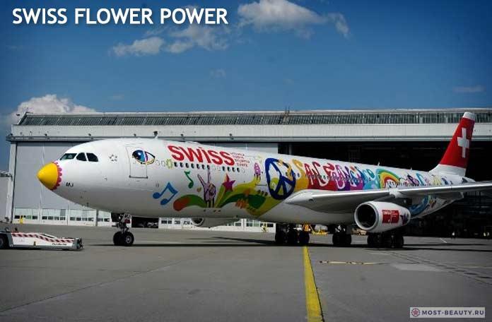 SWISS Flower Power