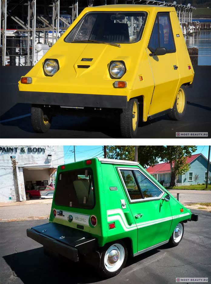 Sebring-Vanguard CityCar
