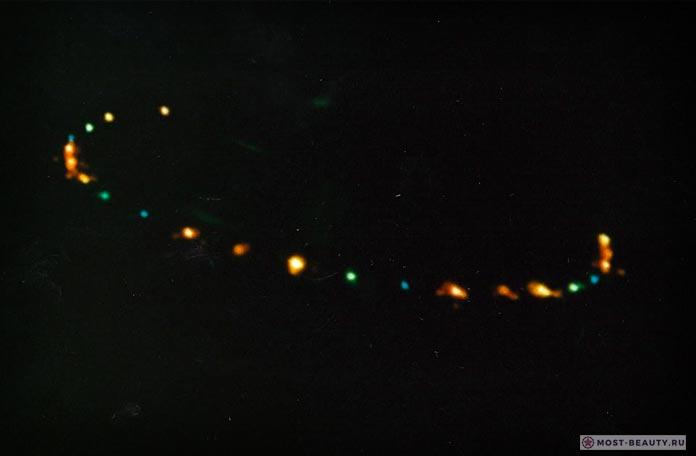 Странные огни вНьютауне