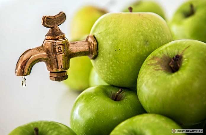 Яблоко от жажды
