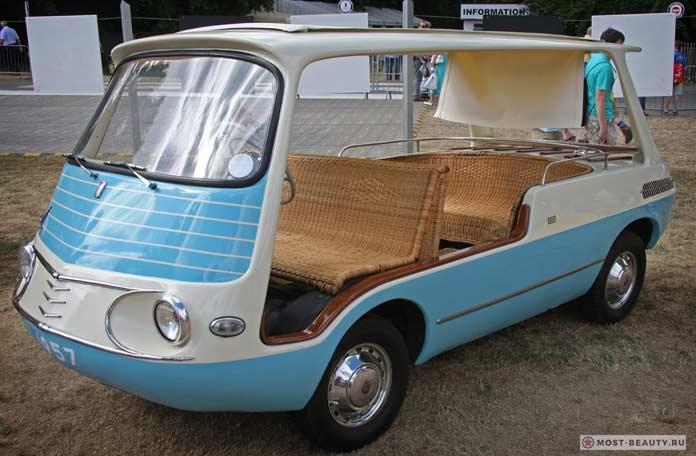Fiat 600 Multipla Marinella