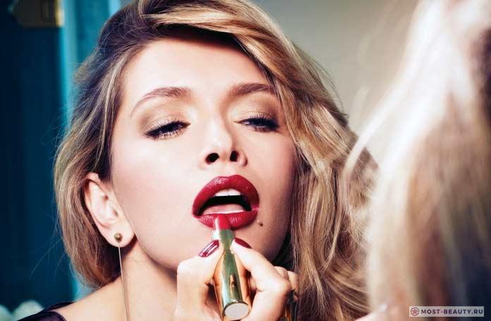 10 лучших брендов губной помады в мире
