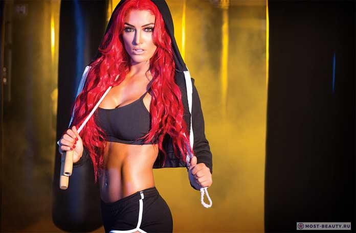 Топ-10 самых горячих девушек WWE в мире