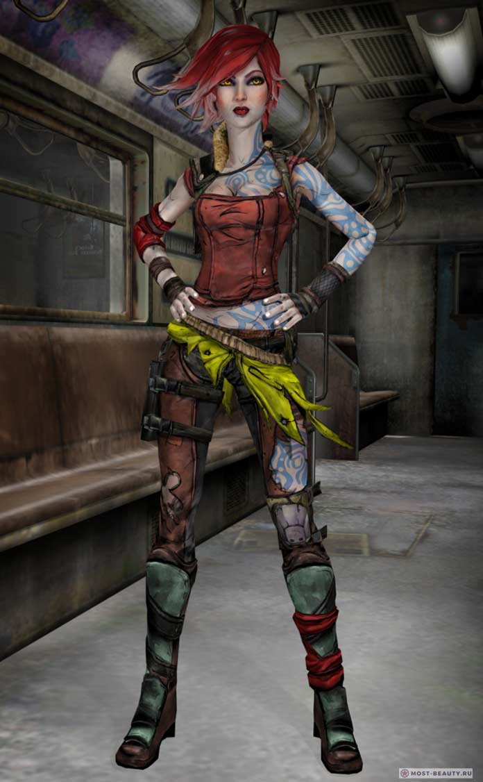 Borderlands 2 - Lilith