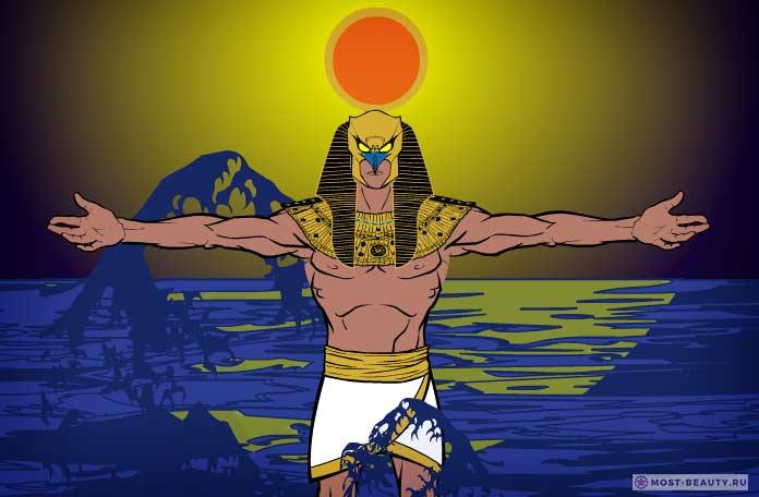 Египетская история создания