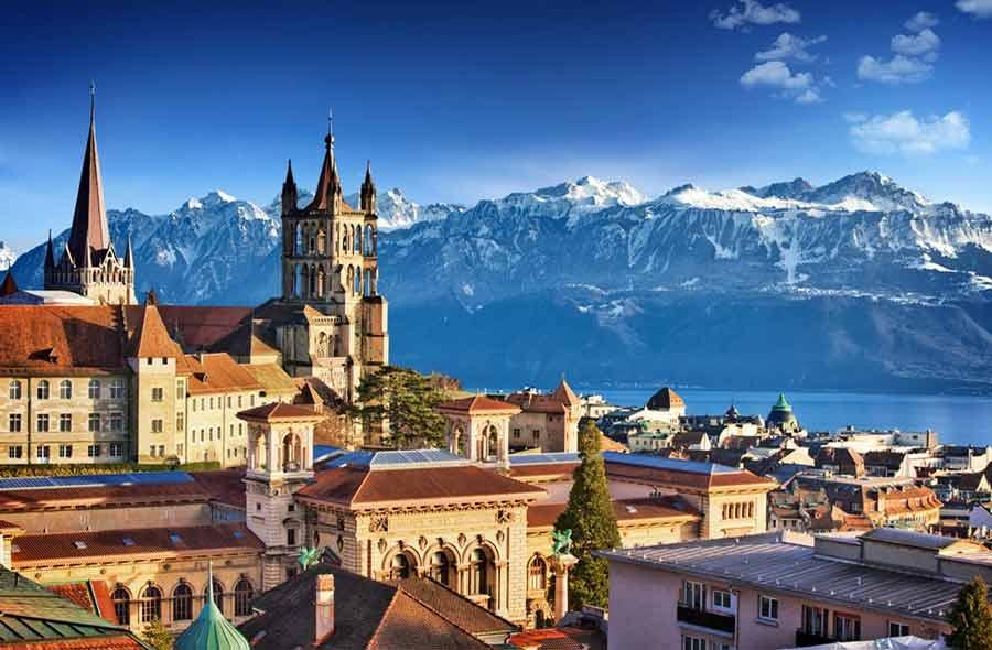 Города Швейцарии