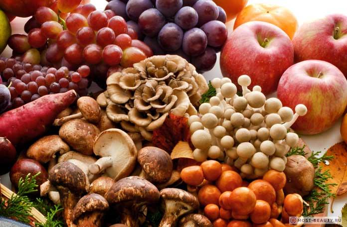 Грибы это овощи или фрукты