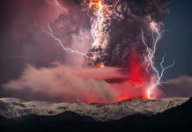 Молнии и вулканы