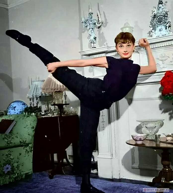 Одри и балет