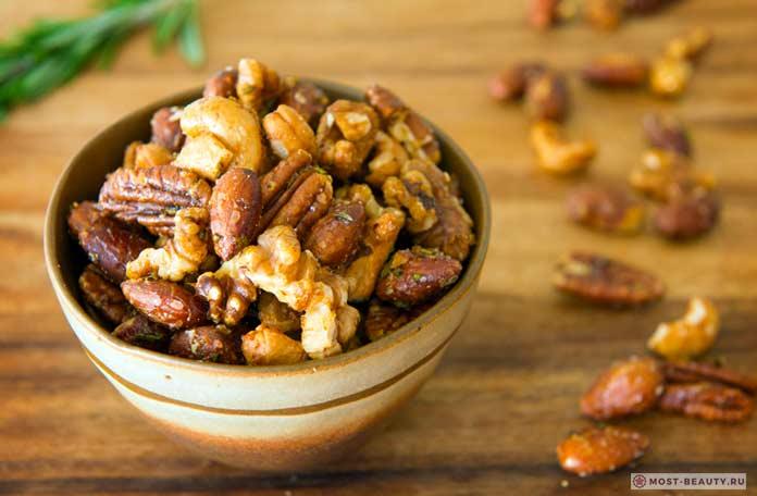 Орехи уникальный продукт