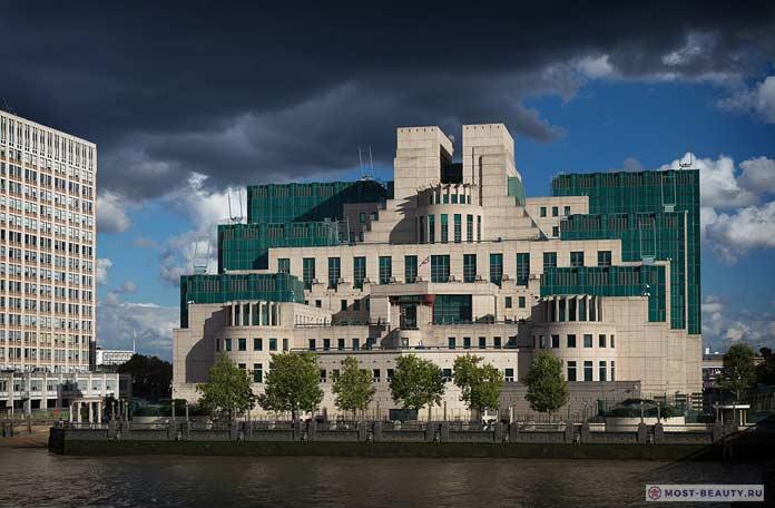 Штаб-квартира MI6