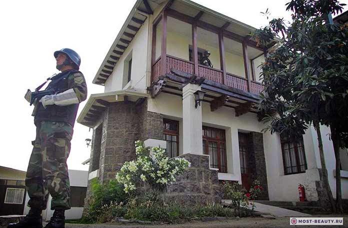 Тюрьма Кордильеры Чили