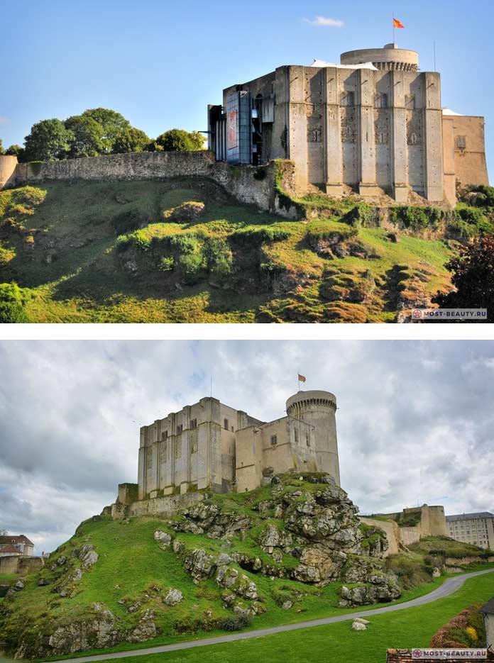 Замок Фалез