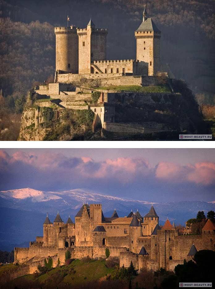 Замок Фуа