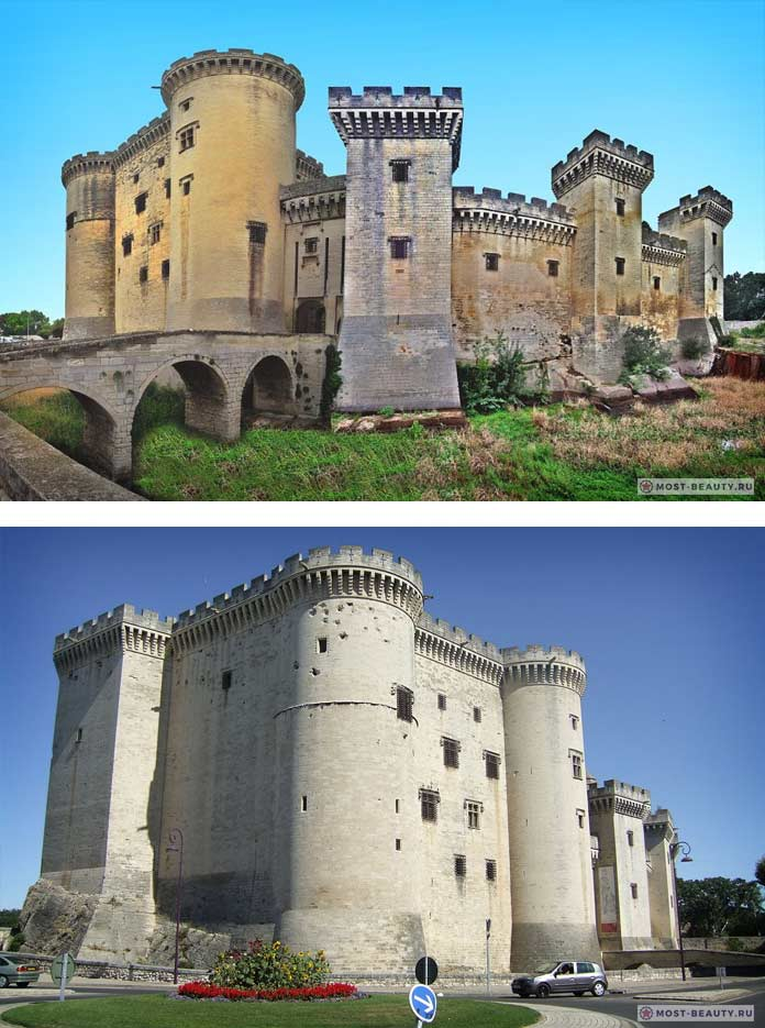 Замок Тараскона