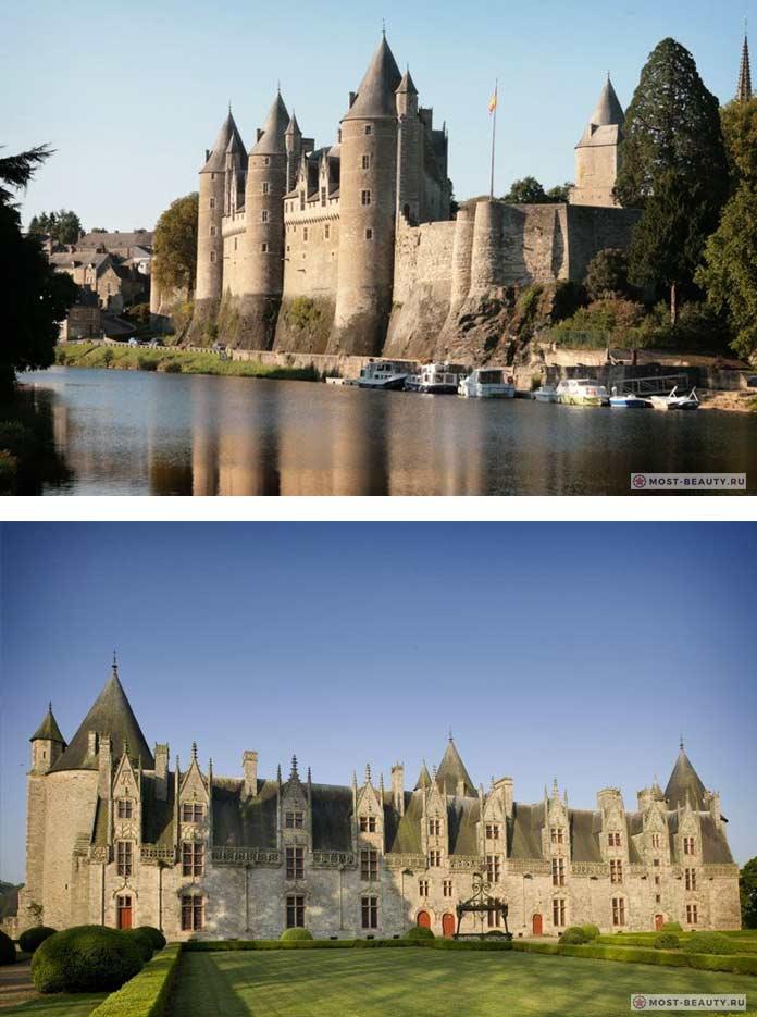 Замок Жозелин