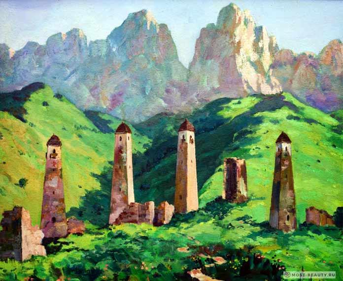 Грузинские художники