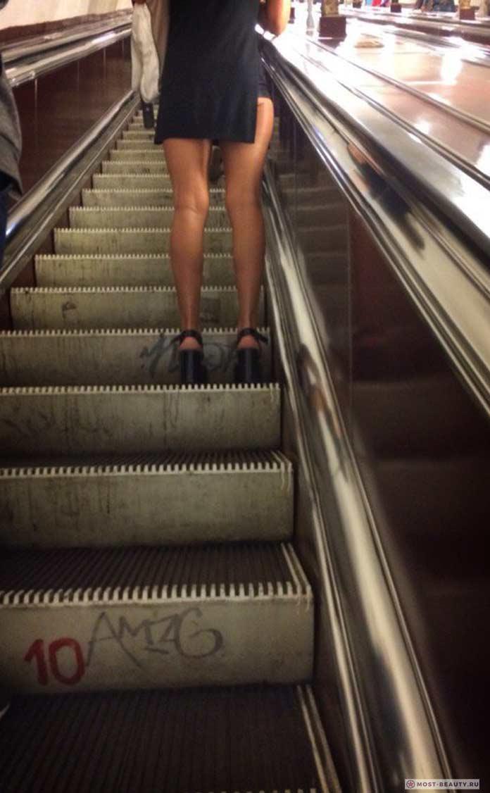 фото модниц в метро: Прикид
