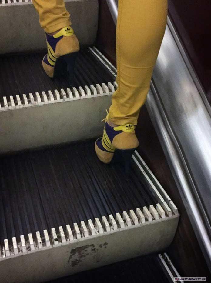 Туфли адидас