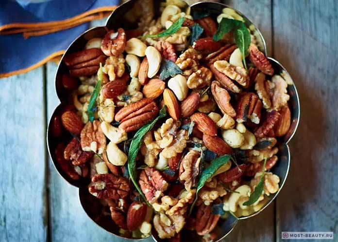 Самые полезные орехи для здоровья