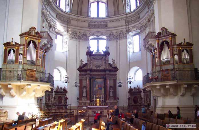 Балконный орган вЗальцбурге