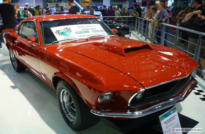 Ford Boss 429 Mustang