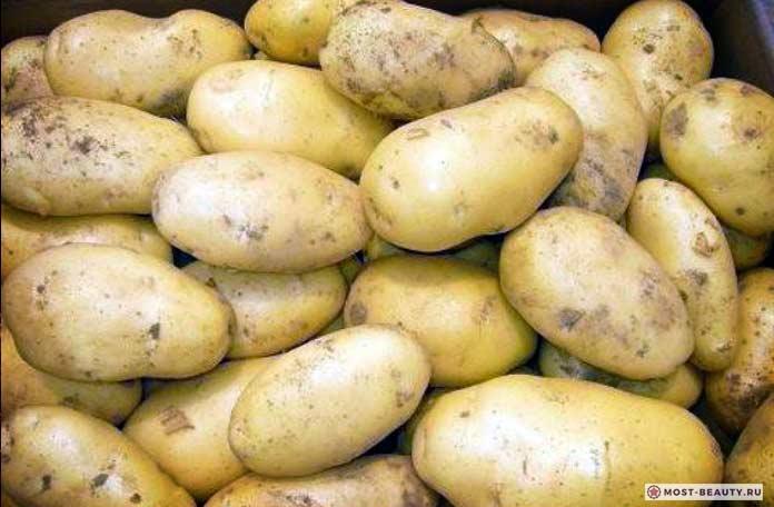 Индийский картофель