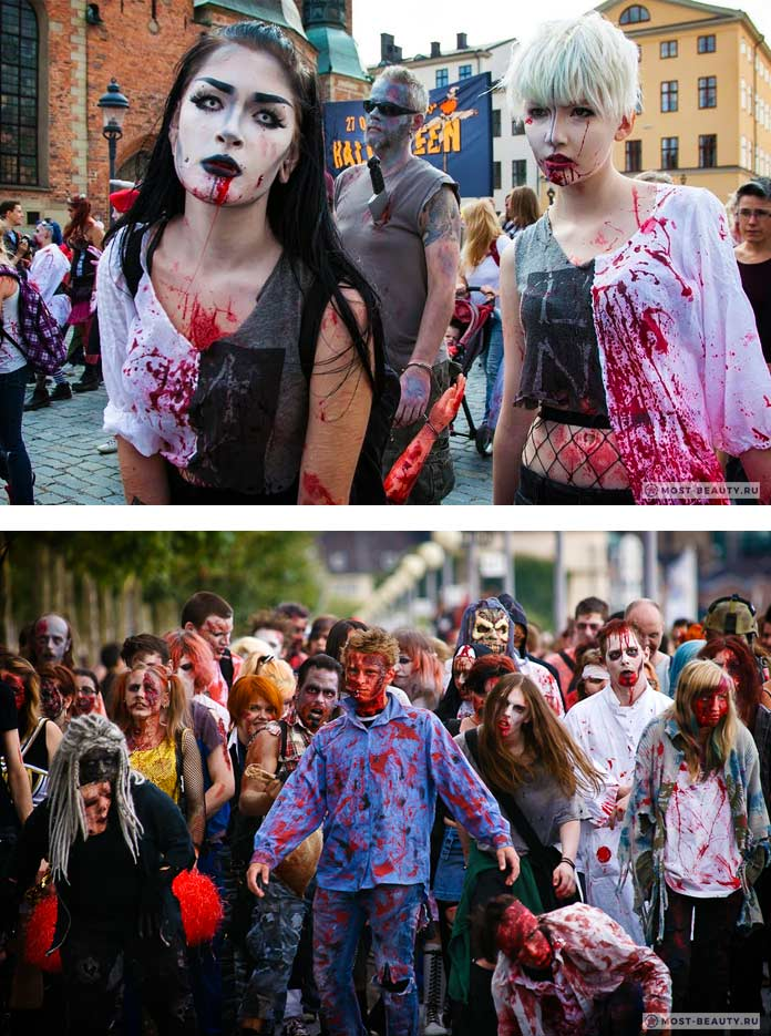 Марш зомби