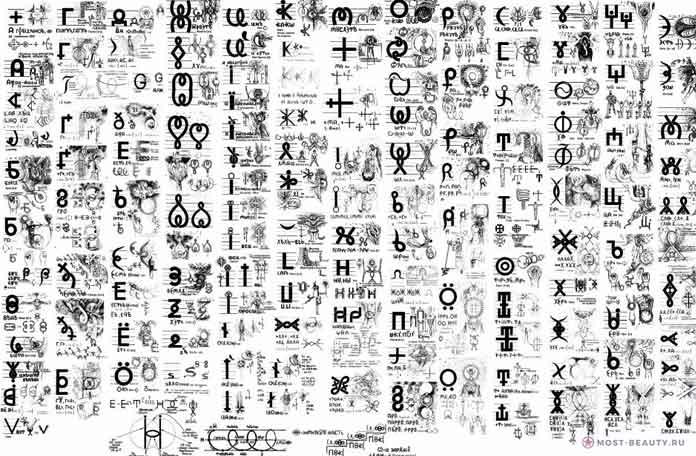 Пиктографическое письмо