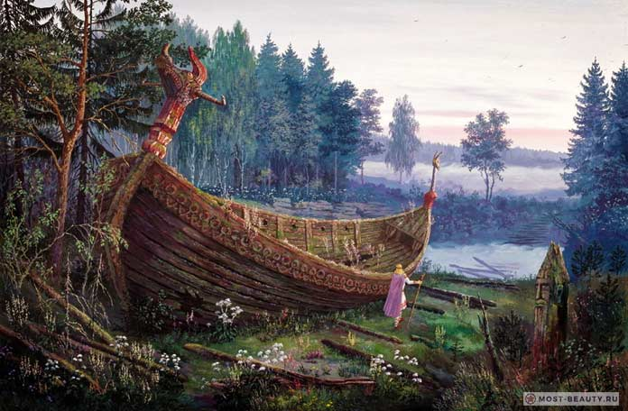 Пять самых необычных языческих обрядов славян