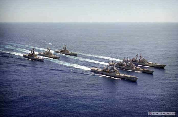 Самый сильный флот